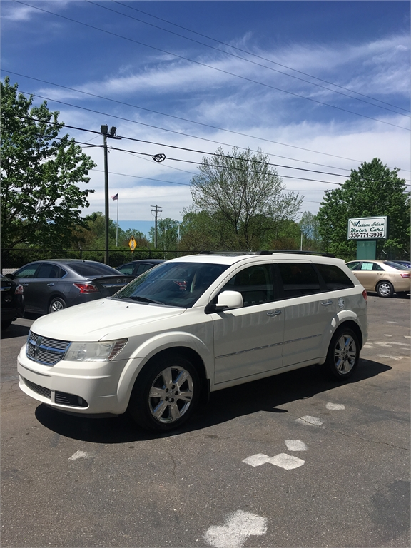 2009 Dodge Journey RT AWD for sale by dealer