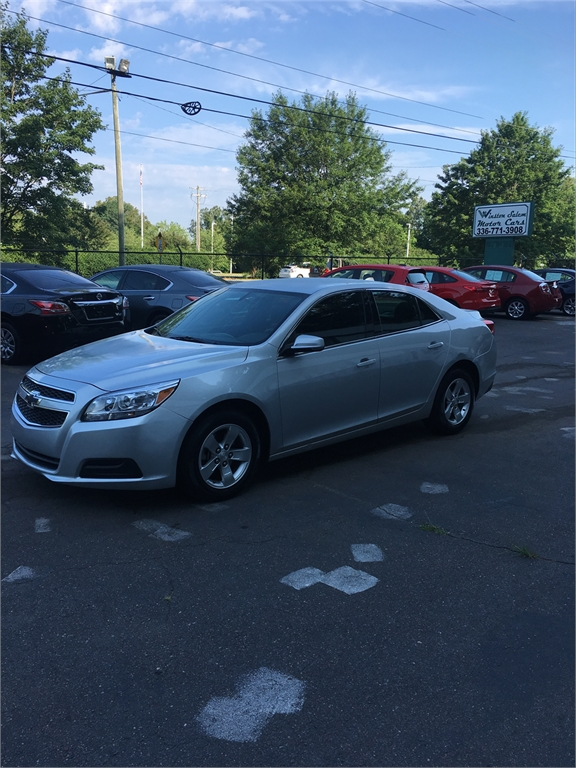 2013 Chevrolet Malibu 1LT for sale by dealer