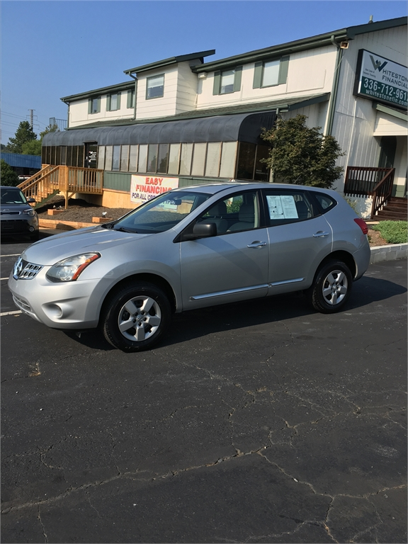 2015 Nissan Rogue Select S 2WD for sale by dealer
