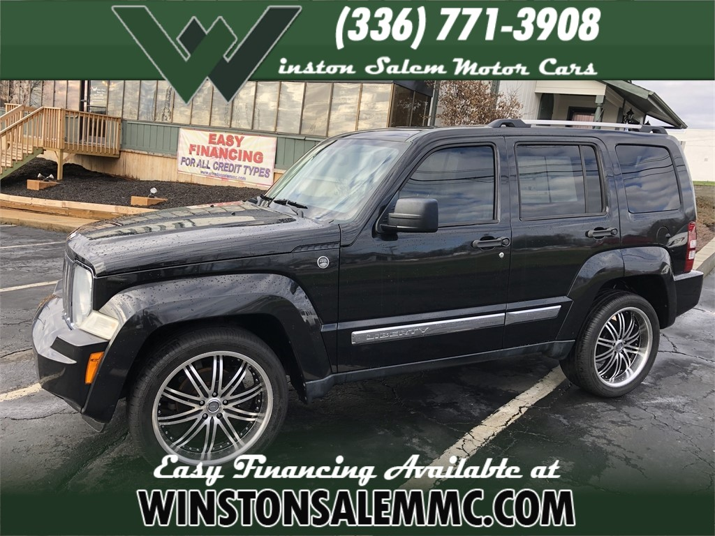 2010 Jeep Liberty Limited 4WD for sale by dealer