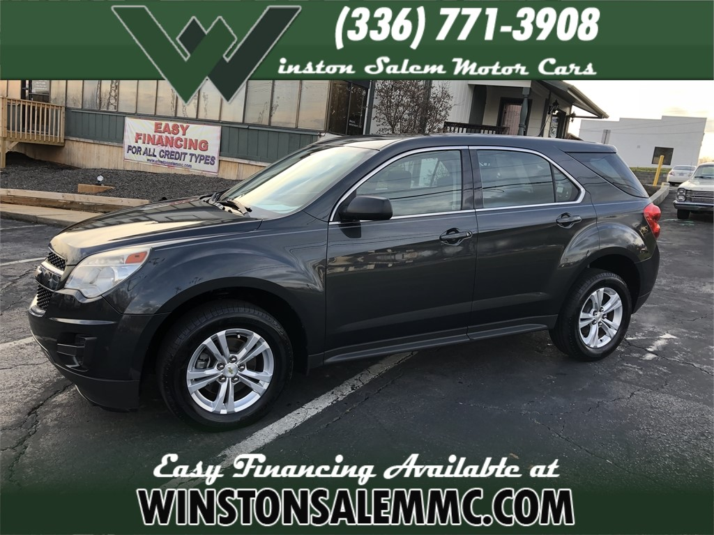 2012 Chevrolet Equinox LS 2WD for sale by dealer