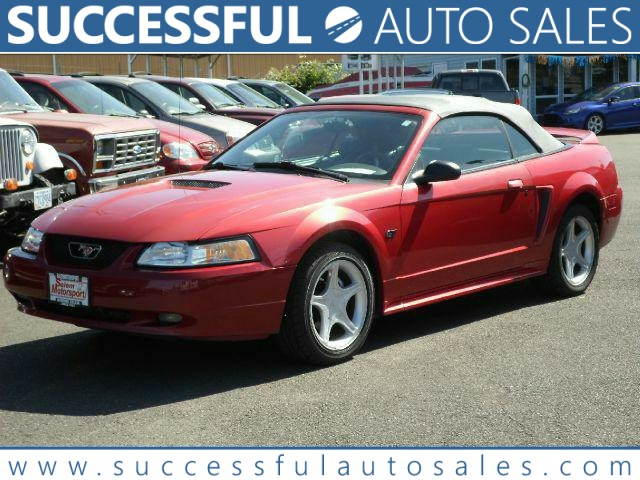 2000 FORD MUSTANG GT for sale by dealer