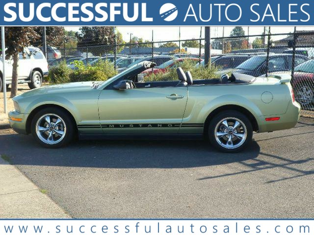 2006 FORD MUSTANG for sale by dealer