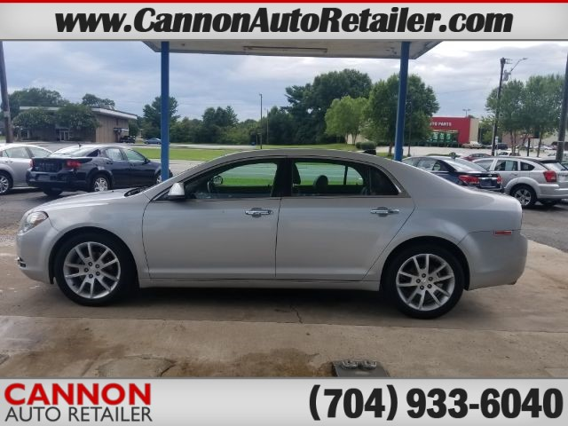 2012 Chevrolet Malibu 2LTZ for sale by dealer