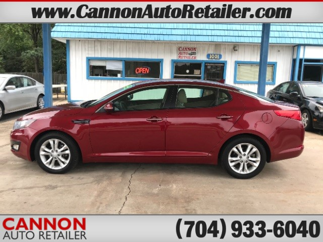 2012 Kia Optima LX AT for sale by dealer