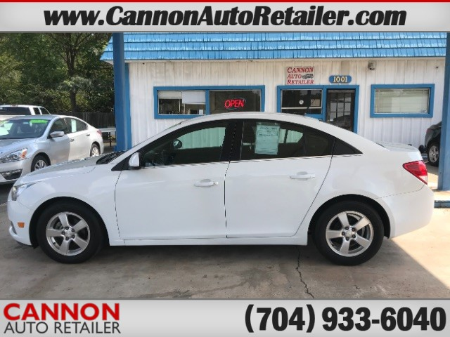 2013 Chevrolet Cruze 1LT Auto for sale by dealer