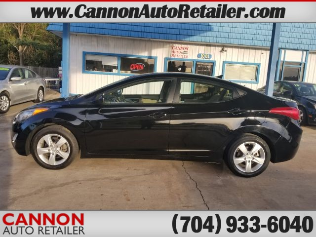 2012 Hyundai Elantra GLS A/T for sale by dealer