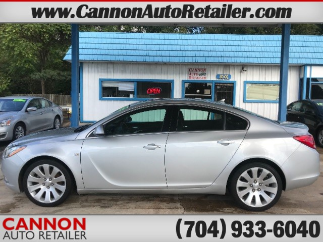 2011 Buick Regal CXL Turbo - 6XT Kannapolis NC