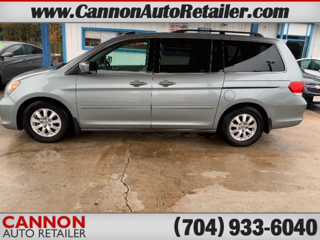 2009 Honda Odyssey EX-L w/ DVD for sale by dealer
