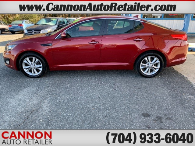 2012 Kia Optima EX for sale by dealer