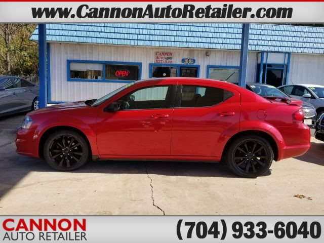 2013 Dodge Avenger SE for sale by dealer