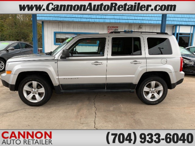 2011 Jeep Patriot 4WD for sale by dealer