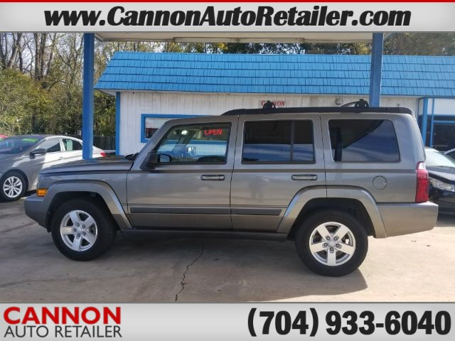 2008 Jeep Commander Sport 4WD for sale by dealer