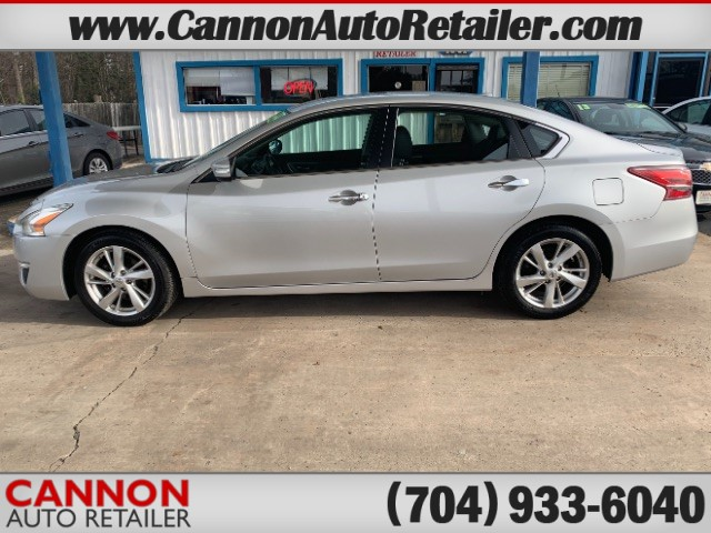 2013 Nissan Altima 2.5 SL for sale by dealer