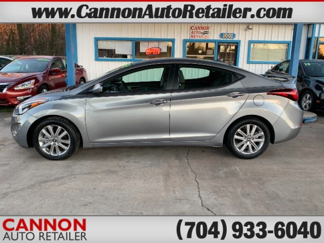 2014 Hyundai Elantra GLS A/T for sale by dealer