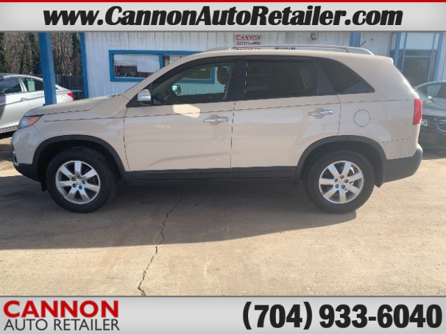 2011 Kia Sorento LX 2WD for sale by dealer