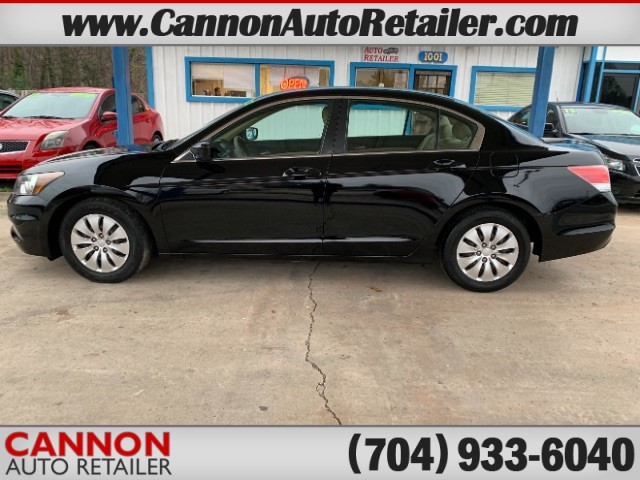 2012 Honda Accord LX Sedan AT Kannapolis NC