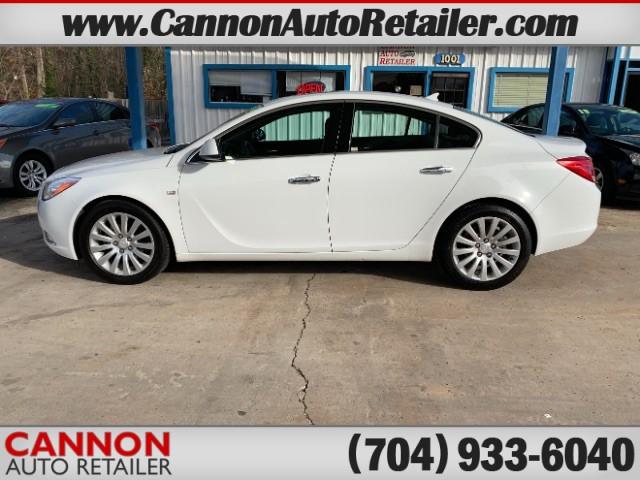 2011 Buick Regal CXL - 6XL for sale by dealer