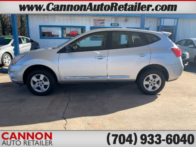 Nissan Rogue S AWD in Kannapolis