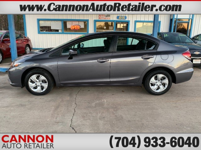 2014 Honda Civic LX Sedan CVT Kannapolis NC