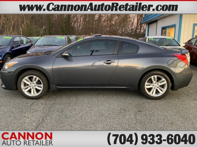 2012 Nissan Altima 2.5 S CVT Coupe for sale by dealer