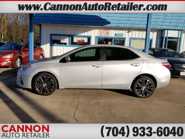 2014 Toyota Corolla L 4-Speed AT Kannapolis NC