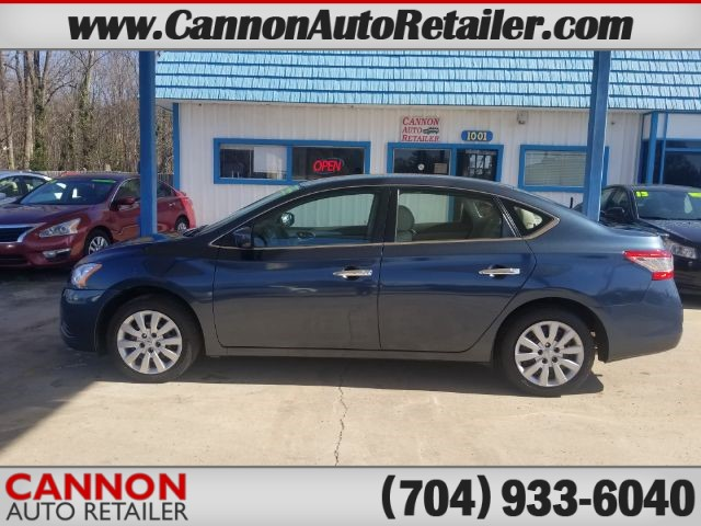 2014 Nissan Sentra SV for sale by dealer