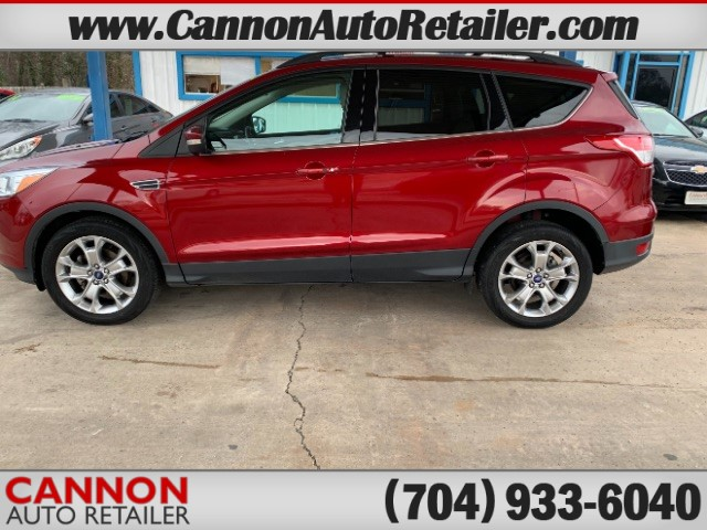 Ford Escape SEL FWD in Kannapolis