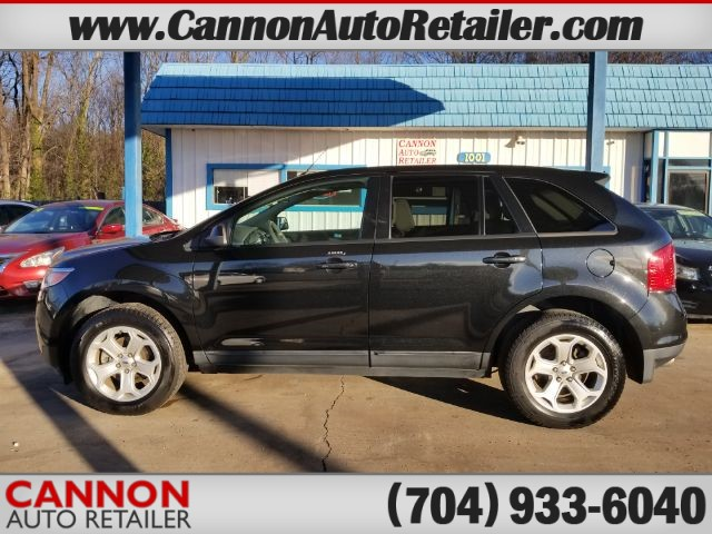 Ford Edge SEL FWD in Kannapolis