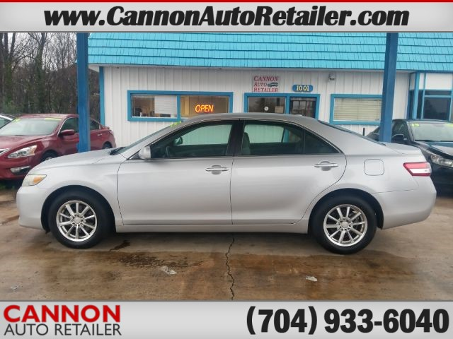 2010 Toyota Camry Camry-Grade 6-Spd AT for sale by dealer