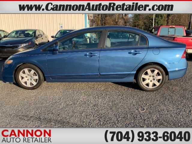 2010 Honda Civic LX Sedan 5-Speed AT Kannapolis NC
