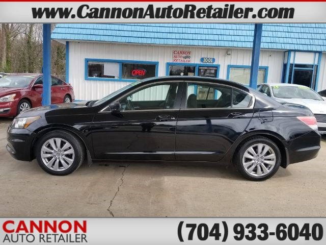 2012 Honda Accord EX Sedan AT Kannapolis NC