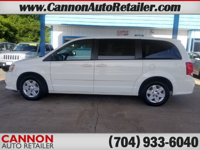 2012 Dodge Grand Caravan SE for sale by dealer