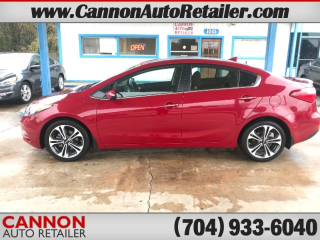2015 Kia Forte EX for sale by dealer