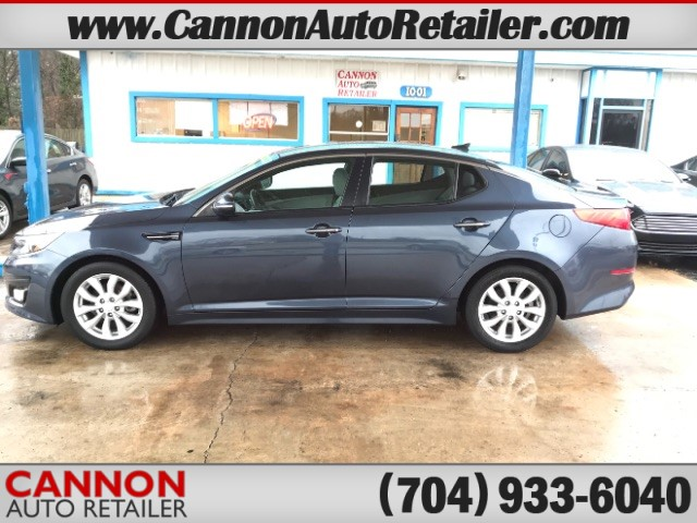 2015 Kia Optima LX for sale by dealer