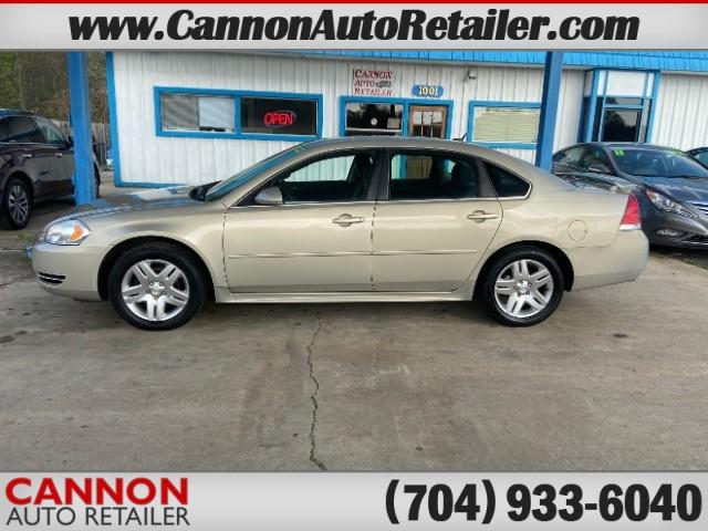 2012 Chevrolet Impala LT for sale by dealer