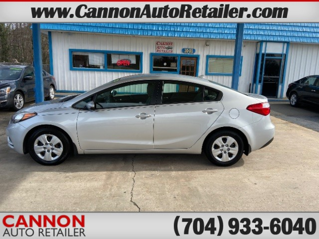 2016 Kia Forte LX w/Popular Package for sale by dealer