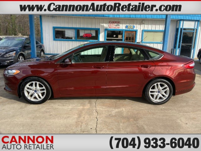 2016 Ford Fusion SE for sale by dealer