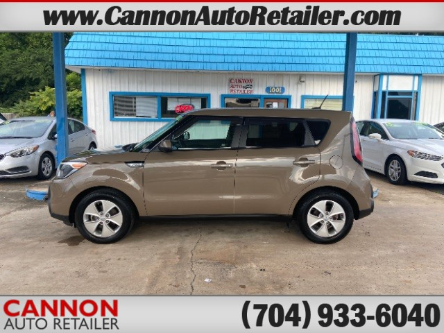 2016 Kia Soul Base 6A for sale by dealer