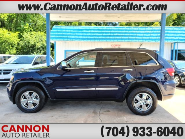 2012 Jeep Grand Cherokee Laredo 4WD for sale by dealer