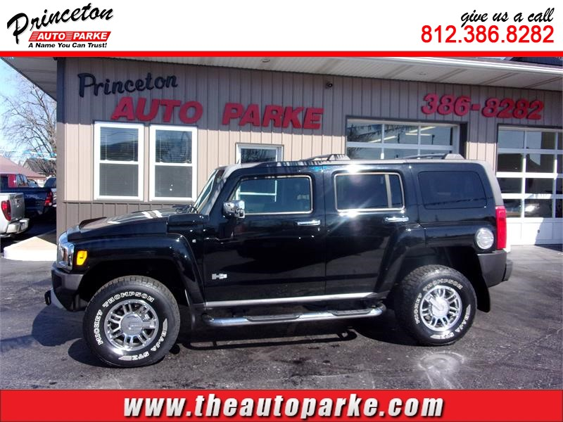 2008 HUMMER H3 ALPHA for sale by dealer