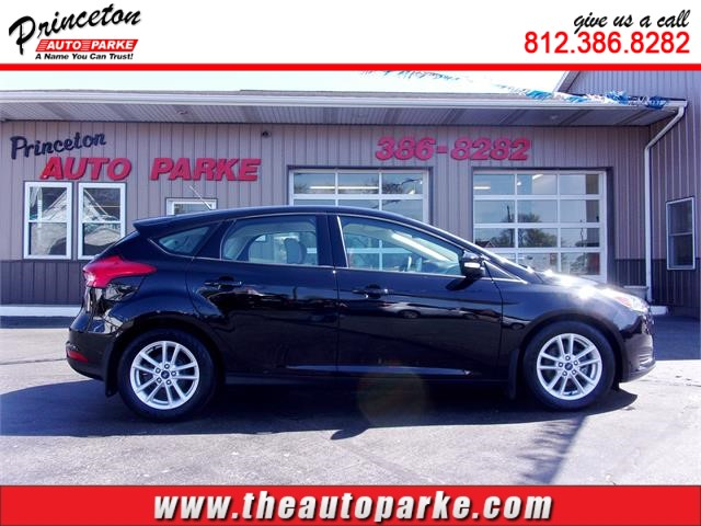 2016 FORD FOCUS SE for sale by dealer
