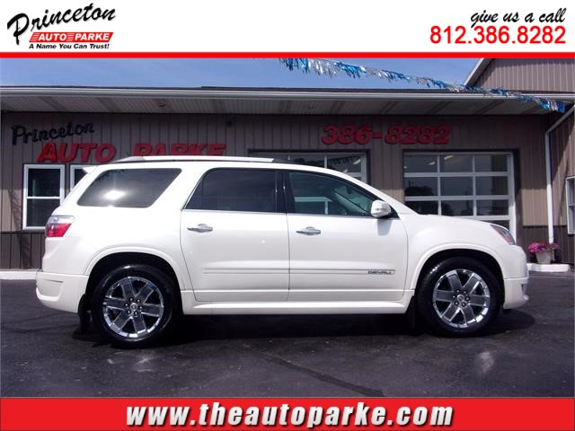 2011 GMC ACADIA DENALI for sale by dealer