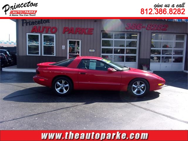 1993 PONTIAC FIREBIRD for sale by dealer