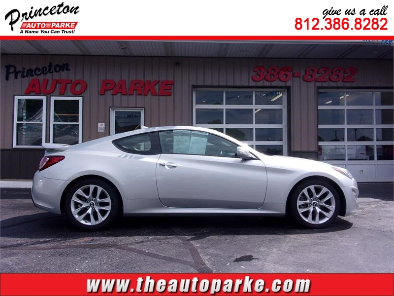 2013 HYUNDAI GENESIS COUPE 3.8L for sale by dealer