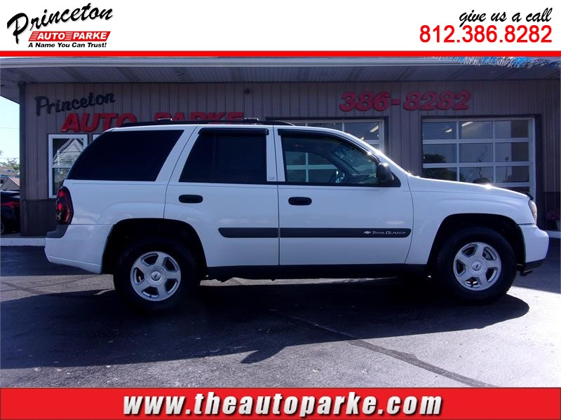 2003 CHEVROLET TRAILBLAZER Princeton IN