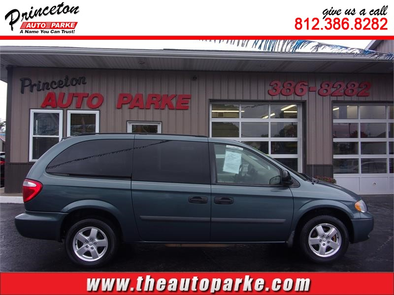 2006 DODGE GRAND CARAVAN SE for sale by dealer