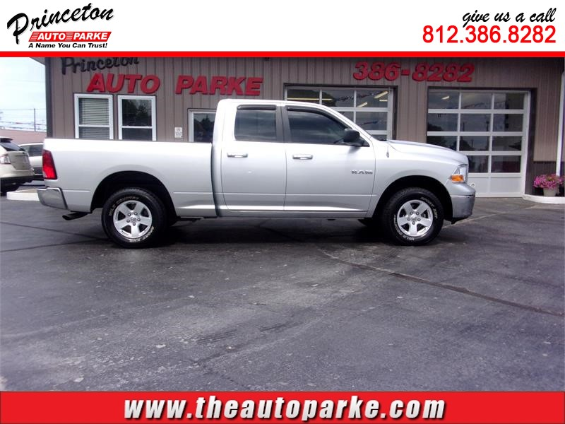 2009 DODGE RAM 1500 Princeton IN