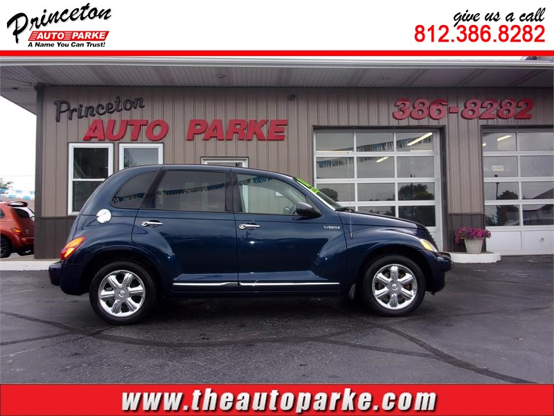 2003 CHRYSLER PT CRUISER TOURING for sale by dealer
