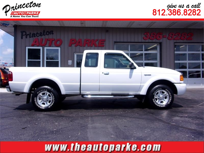 2003 FORD RANGER SUPER CAB Princeton IN